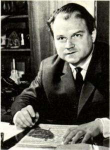 Тихон Николаевич Хренников