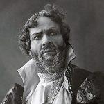 Федор Шаляпин в роли Бориса Годунова