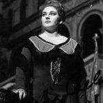Мария Каллас в роли Джоконды (Милан, 1952)